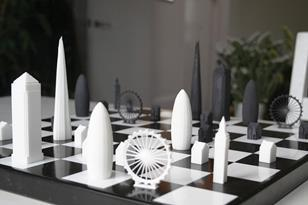 Chris Prosser and Ian Flood's Skyline chess project