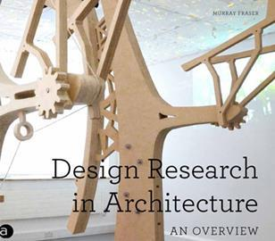 Design Research in Architecture book cover