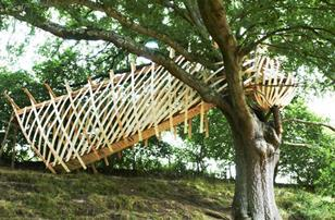 Jerry Tate's 2012 Spatial Structures Project in Dartmoor