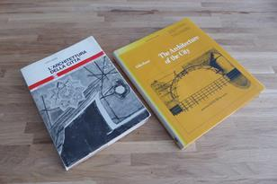 Aldo Rossi - Architecture of the City: 1st Italian and English editions