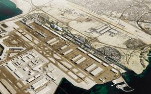 OMA's Airport City in Qatar
