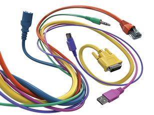 Computer cables iStock