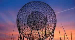 Price & Myers Geometrics has been working on artist Wolfgang Buttress's Rise sculpture, which opens in Belfast this year.