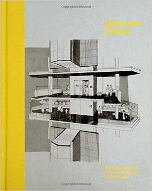 Modernist estates book cover
