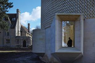 Ripon College chapel by Niall McLaughlin Architects
