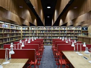 BFI Library, Coffey Architects