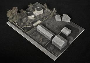 Studio Bark - model for Orchard House