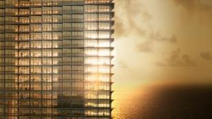 Herzog & De Meuron Jade Signature building video still