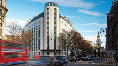 Me London hotel, Aldwych by Foster & Partners