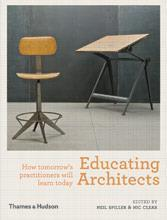Educating Architects book cover
