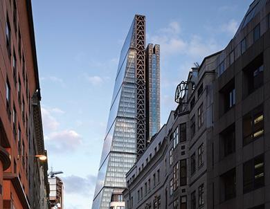 RSHP's Leadenhall Building