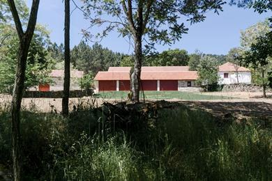 Nuno Graca Moura Rural House Refurbishment