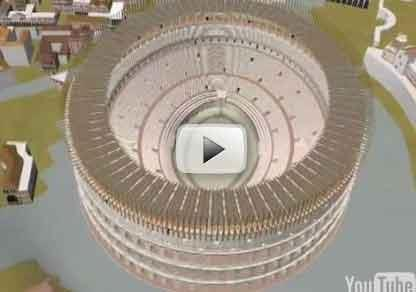 google re imagines classical rome - Ancient Rome Designs