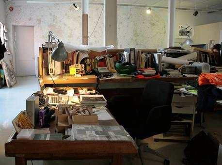 Intended Architecture Studio Desks