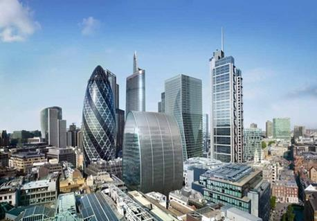 Foggo Associates building will stand alongside the Gherkin