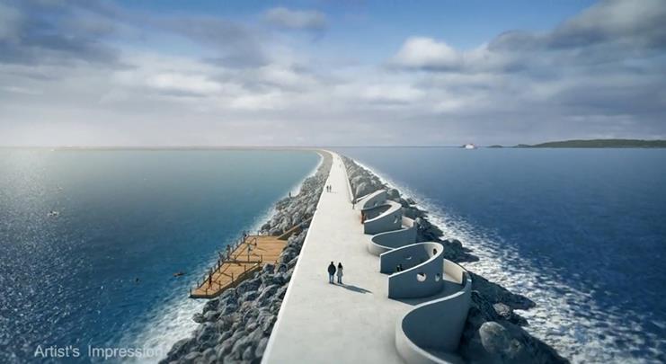 LDA Design's Swansea Bay Tidal Lagoon