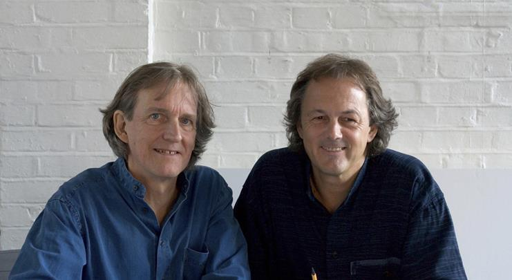 Alan Stanton and Paul Williams