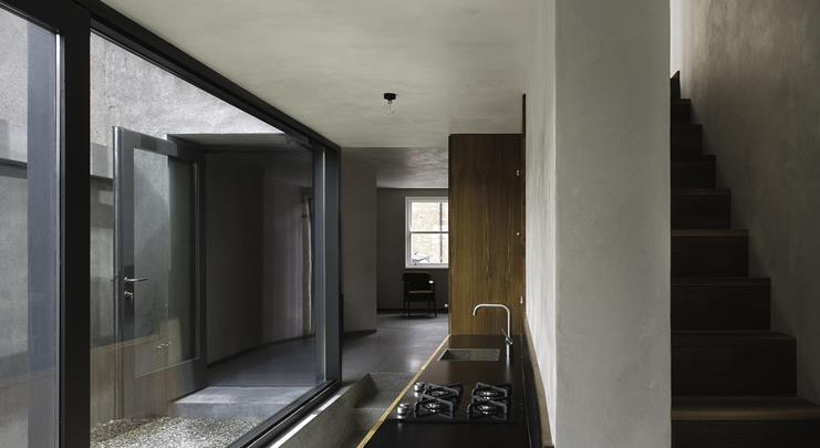 Victorian terraced house renovation in dublin by donal for Renovating a victorian terraced house