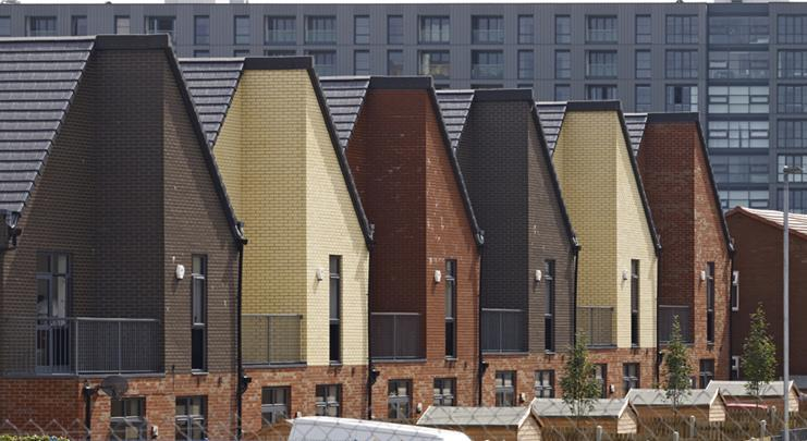 The Guts New Islington housing by Mae