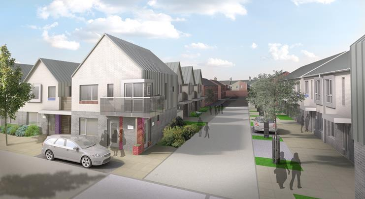 Condy Lofthouse Chosen To Transform Blackpool Housing