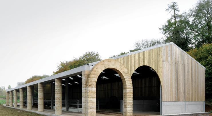 Shatwell Farm Cowshed Somerset By Stephen Taylor