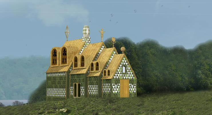 A House for Essex - Fat and Grayson Perry