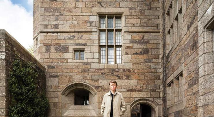 Simon Hudspith's inspiration: Castle Drogo by Edwin ...