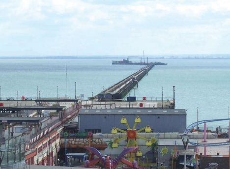 The competition to redesign Southend Pier has proven popular